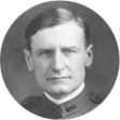 Black-and-white photograph of Allstate Founder and Veteran General Robert E. Wood in military uniform
