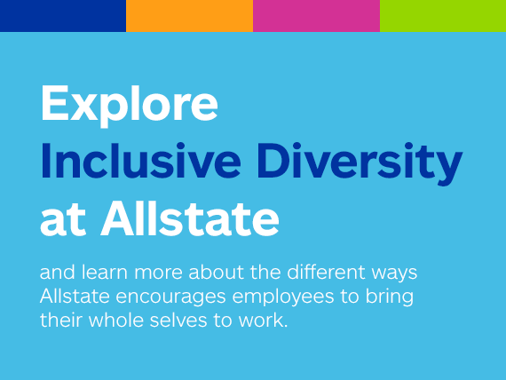 Explore inclusive diversity at Allstate