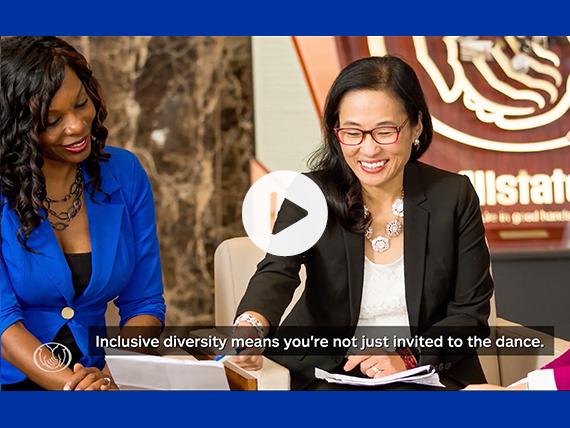 Inclusive diversity video
