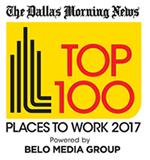 Dallas Morning News Topp 100 Award