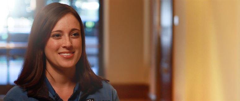 UCLA Health Nurse Smiling
