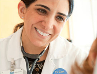 UCLA Health Smiling Doctor
