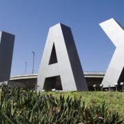 LAX Rental Car Location