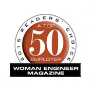 woman engineer magazine top 50 employer