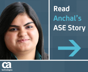 Go to Anchal's Associate Software Engineer Story