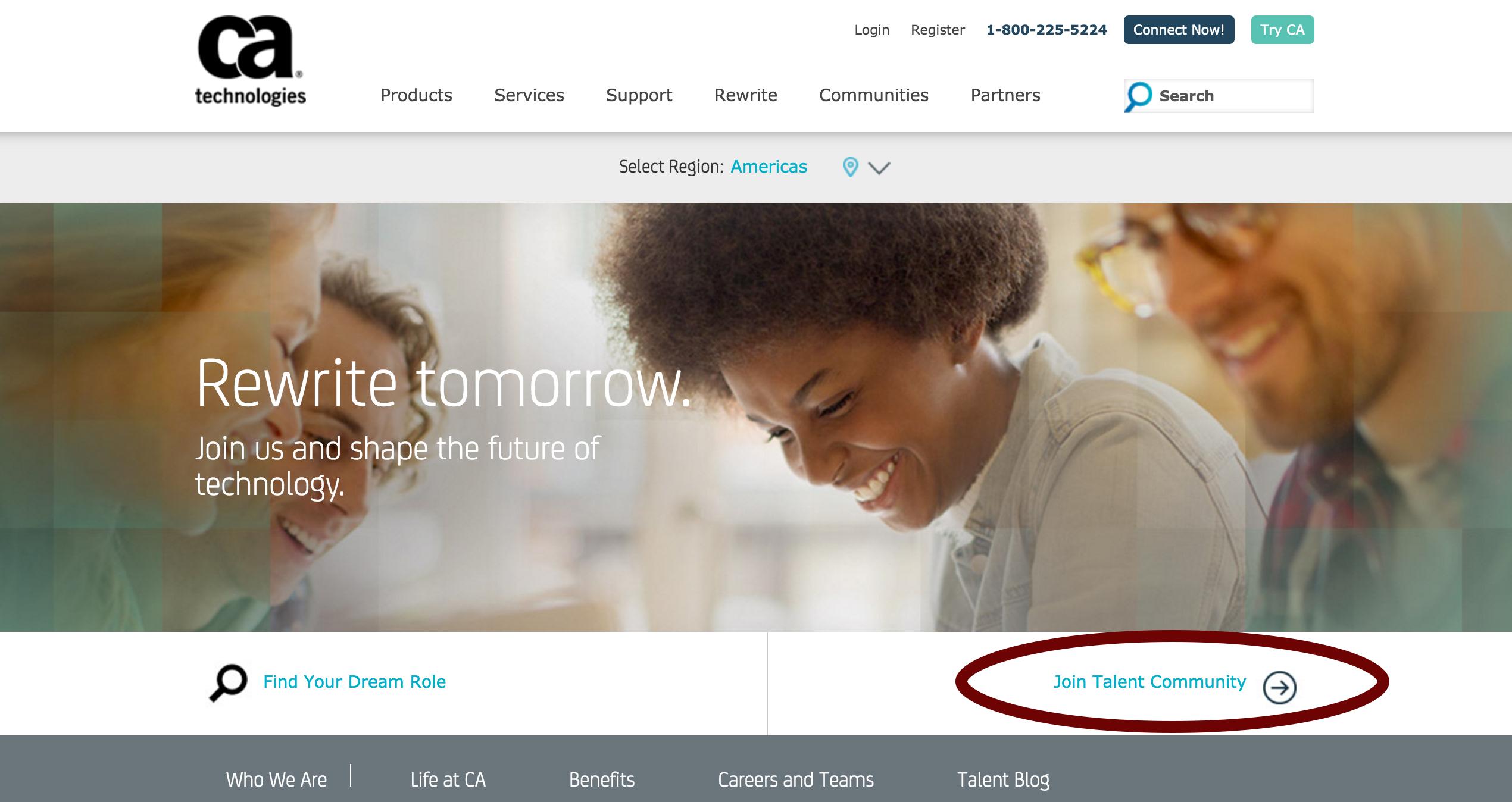 tech jobs archives ca technologies career site tech job search step 1
