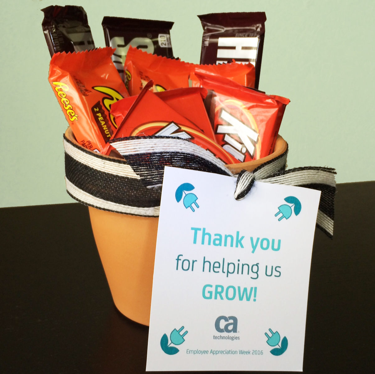 Planter how to 6 easy gift ideas for employee appreciation week