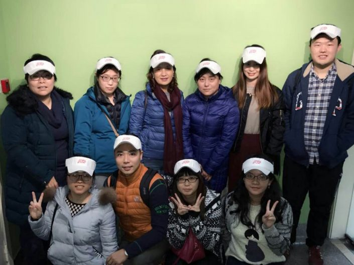 ADP associates giving back at Baby Home, a Shanghai foster care center – China