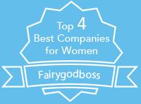 Fairygodboss: Top 4 Best Companies for Women