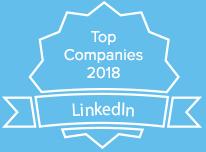 LinkedIn: Top Companies 2018