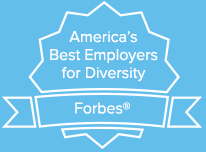 Forbes: America's Best Employers for Diversity