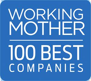 """Premiul """"Cele mai bune 100 de companii"""" acordat de revista Working Mother"""