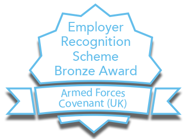 Armed Forces Covenant (UK): Employer Recognition Scheme Bronze Award