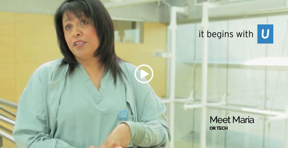 UCHA Health Meet Maria