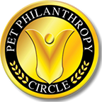 2016 Foundation of the Year Award from Pet Philanthropy Circle logo