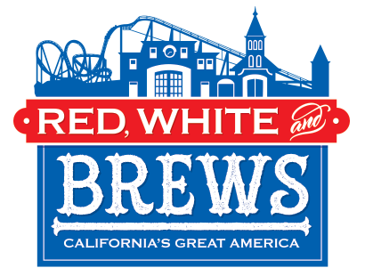California Carousel red white and brews