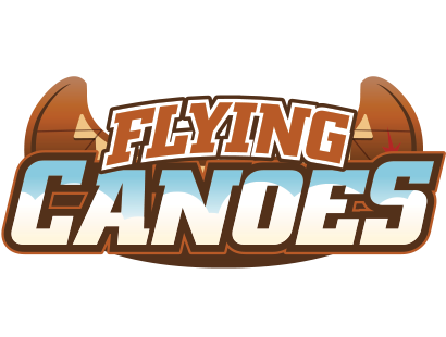 Canada Carousel flying canoes