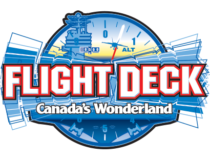 Canada Carousel flight deck