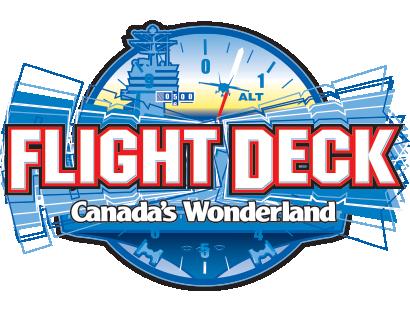 Canada Carousel flight deck