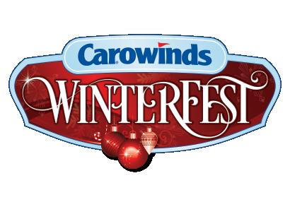 Carowinds Carousel winterfest