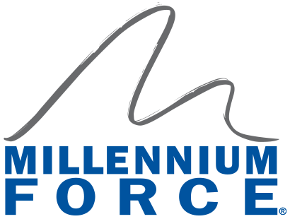 CedarPoint Carousel millennium force