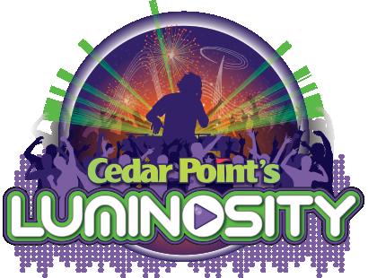 CedarPoint Carousel luminosity