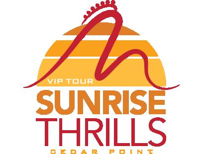 CedarPoint Carousel sunrise thrills