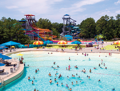 Kings dominion carousel water park