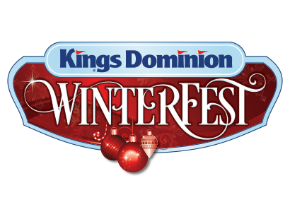 Kings dominion carousel winterfest