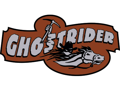Knotts Carousel Ghostrider