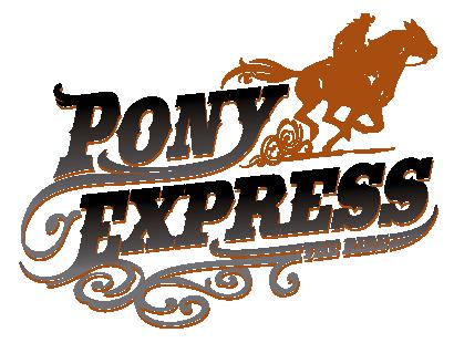Knotts Carousel Pony Express