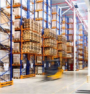 all about supply chain - Warehouse Specialist
