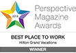 2016 Perspective Magazine Awards Best Place To Work