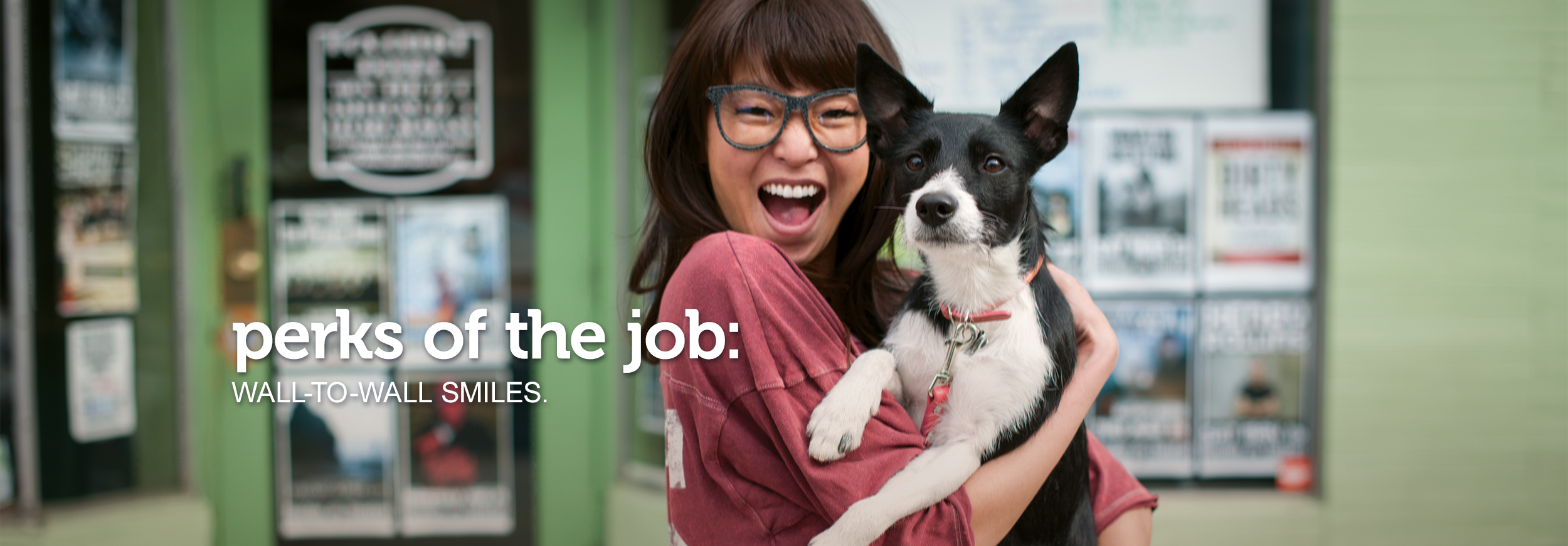 Petco - perks of the job big