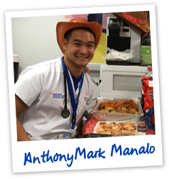 Anthony Mark- Manalo