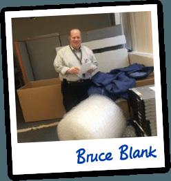 Bruce Blank