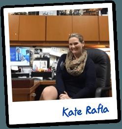 Kate rafla