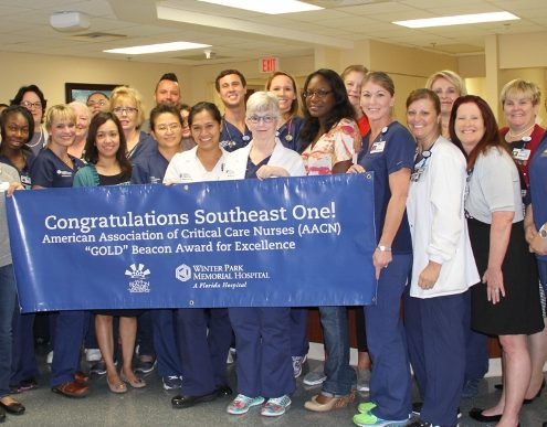 Winter Park Hospital Beacon Award