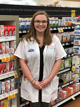 Meet Tamara Pharmacy Intern At The Brentwood Giant Eagle Giant Eagle