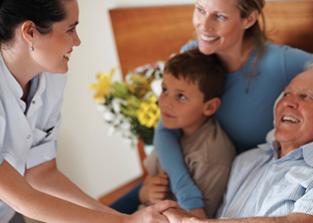 University Hospitals home care