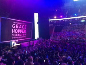 Keynote at Grace Hopper