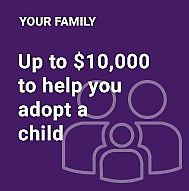 Adoption Benefit $10K
