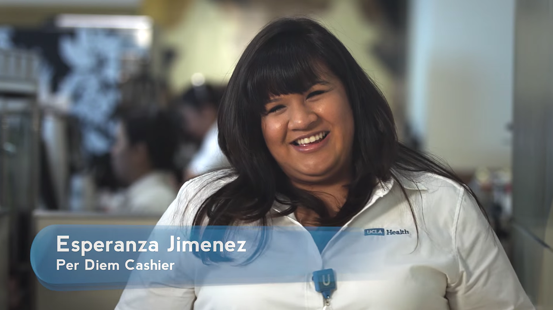 Esperanza Jimenez | UCLA Health Employee Spotlight