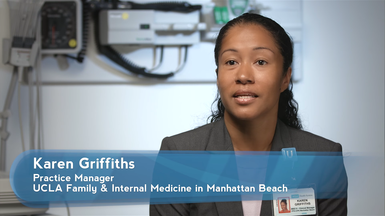 Karen Griffiths | UCLA Health Employee Spotlight