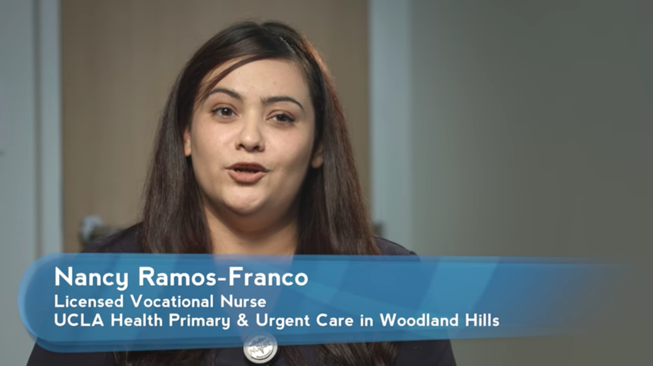 Nancy Ramos-Franco | UCLA Health Employee Spotlights