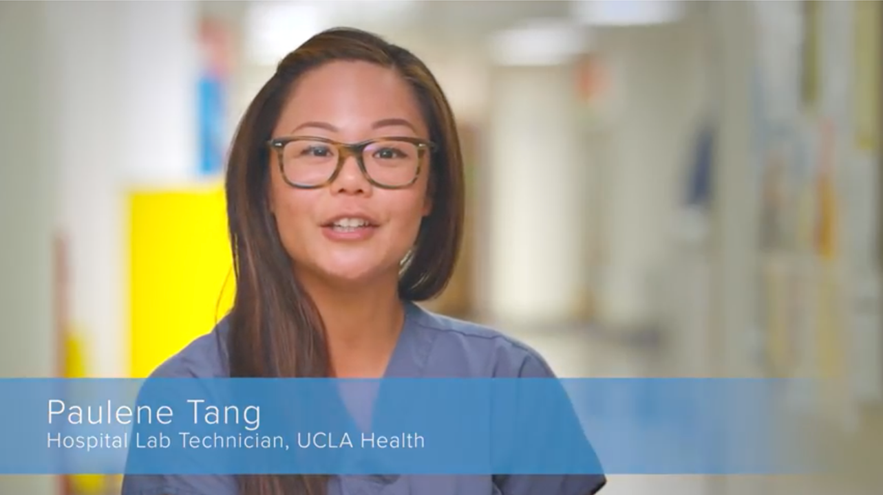 Paulene Tang | UCLA Health Employee Spotlight