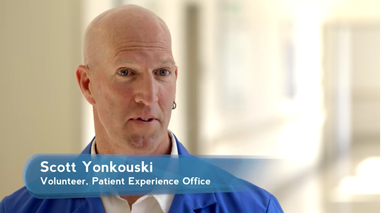 Scott Yonkouski | UCLA Health Employee Spotlight