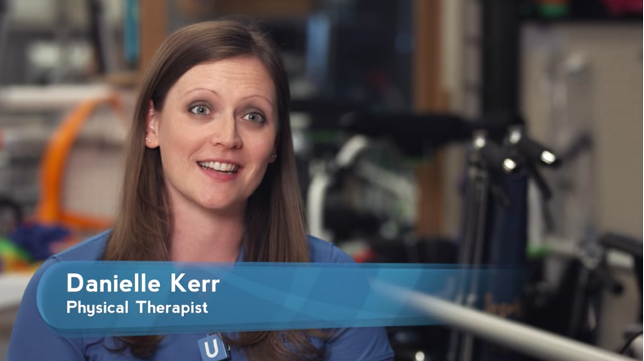Danielle Kerr | UCLA Health Employee Spotlight