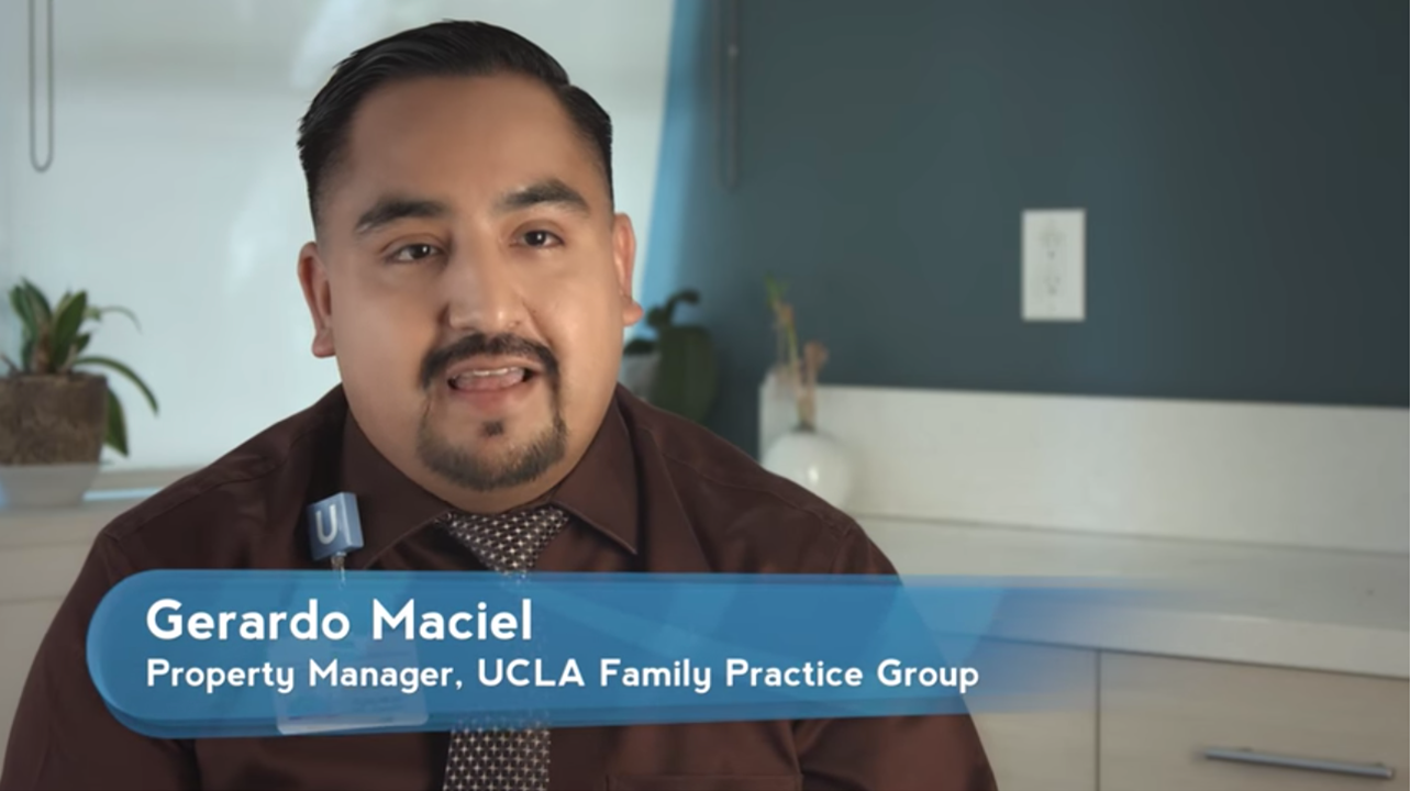Gerardo Maciel | UCLA Health Employee Spotlight
