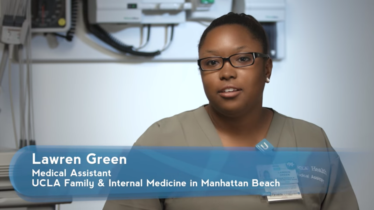 Lawren Green | UCLA Health Employee Spotlight